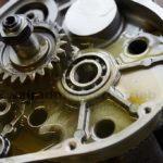 Getriebeöl schnelleinfüllung bevor der Deckel drauf kommt /fast fill in the gearbox oil before closing the cover / versato l'olio prima che il coperchio venga chiuso